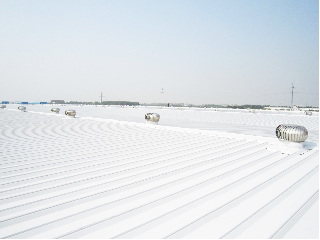 在金属屋面上该怎么翻新改造?——四川康乾捷瑞建设工程有限公司
