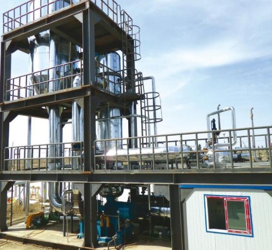MVR管式蒸发器