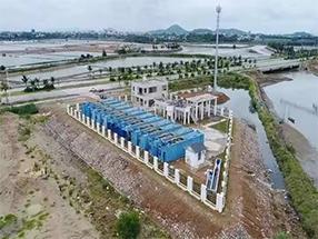 博贺港污水处理厂