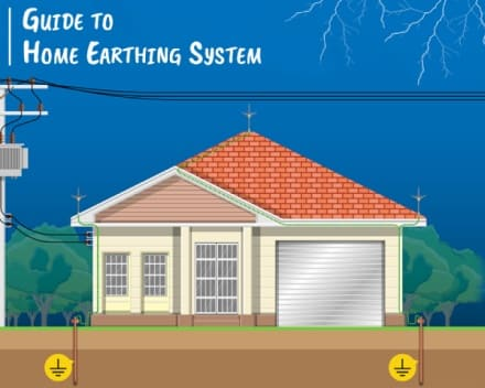 house grounding system