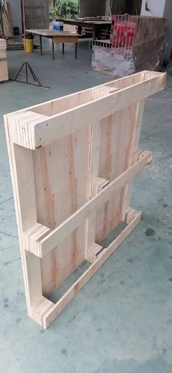 胶合栈板(田字型)