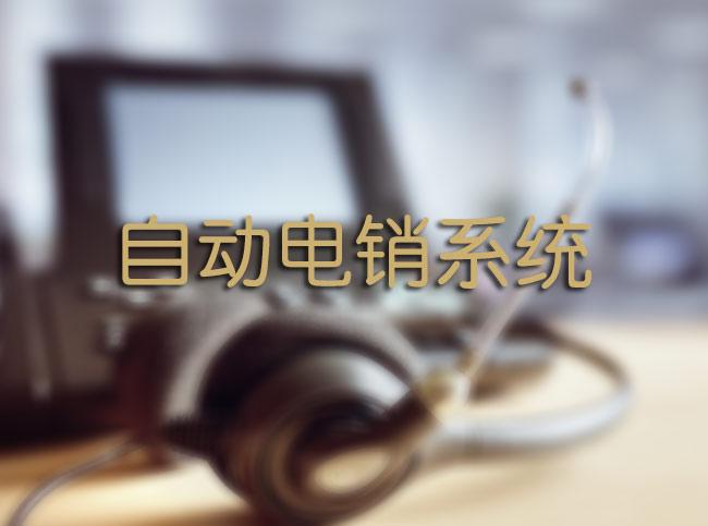 自动电销系统