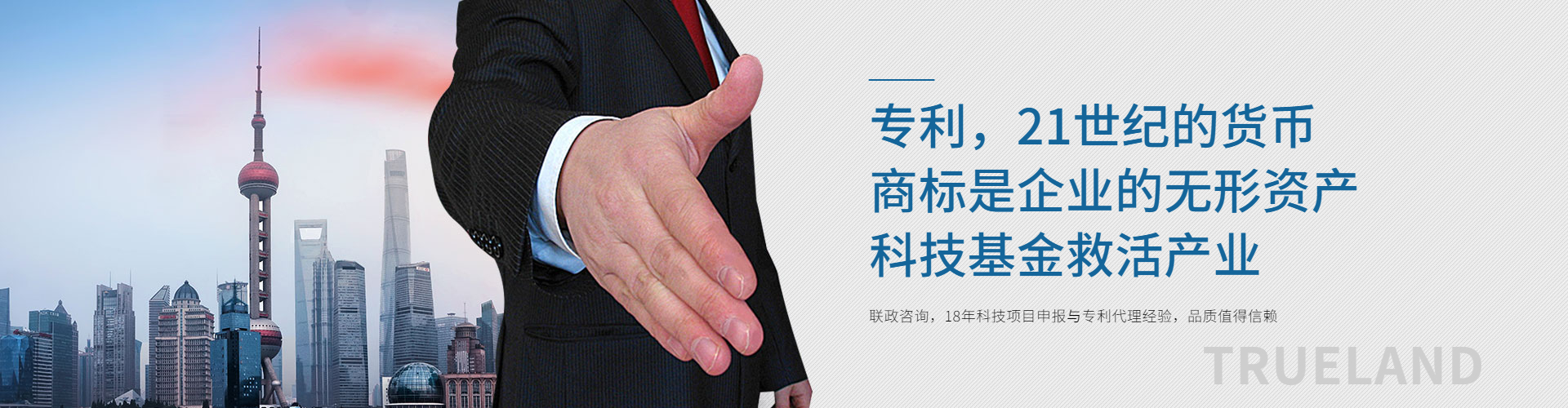 联政咨询Banner图