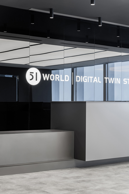 地球克隆 51WORLD上海总部办公设计欣赏