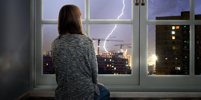 prevent lightning strikes
