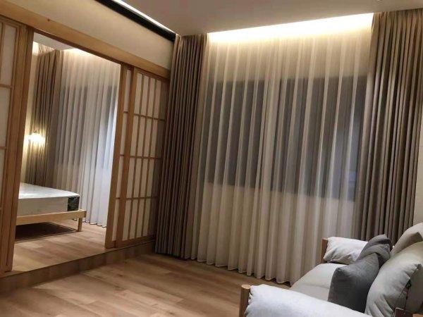 酒店家居窗簾