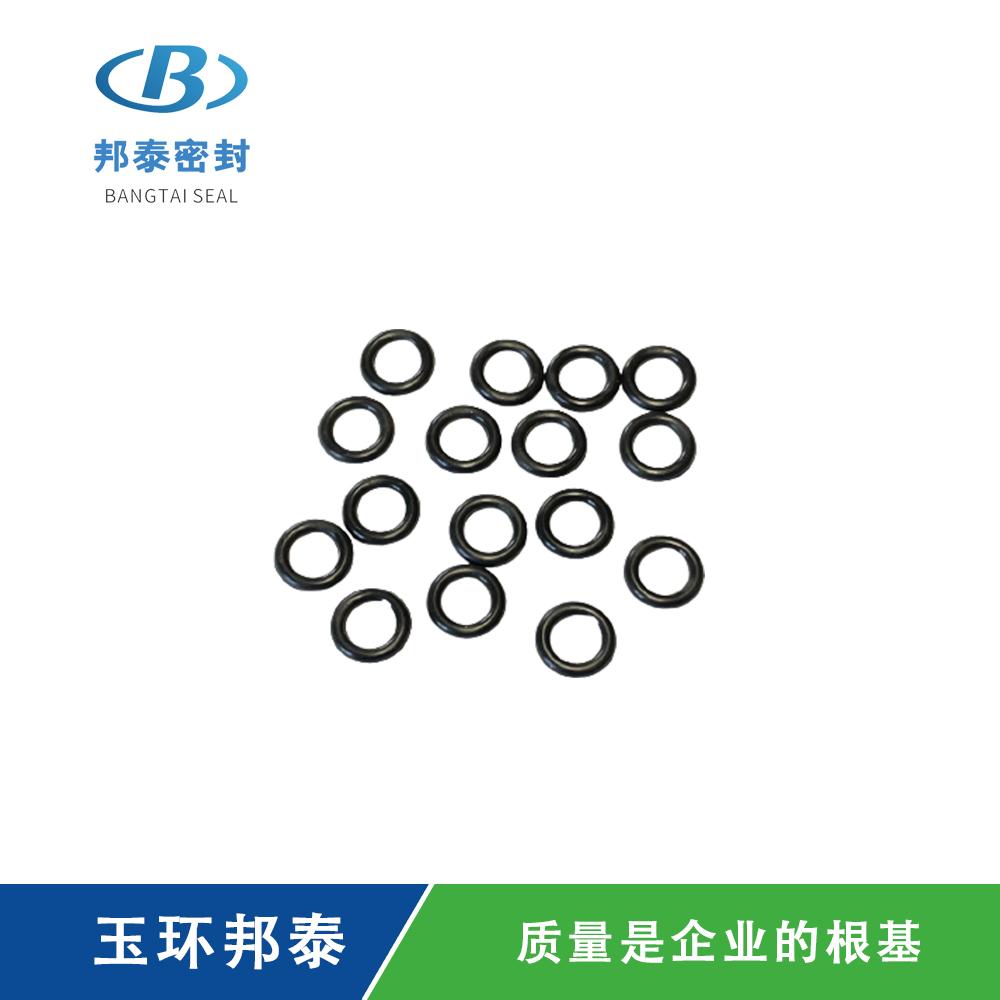 黑氟橡胶O型圈