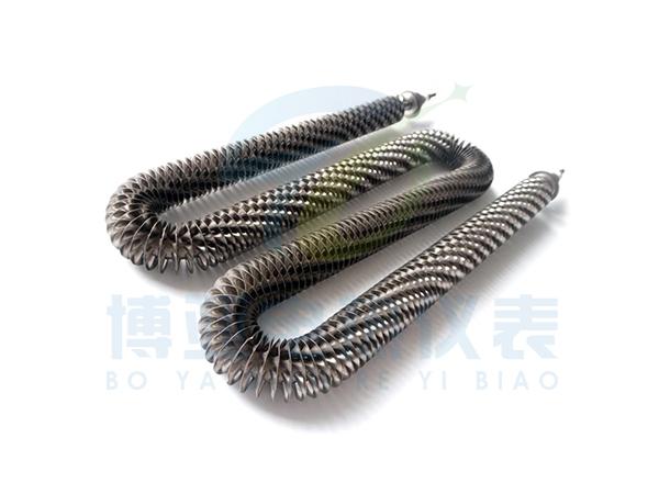 W型散熱片電熱管