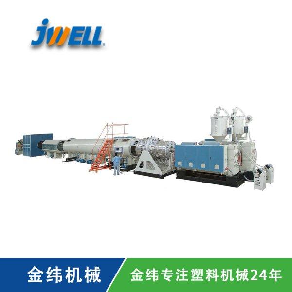 大口徑HDPE 供水管、燃氣管擠出生產線