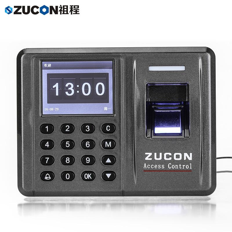 F20指紋刷卡密碼門禁考勤一體機