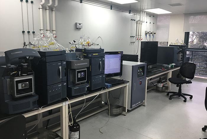 Waters实验室