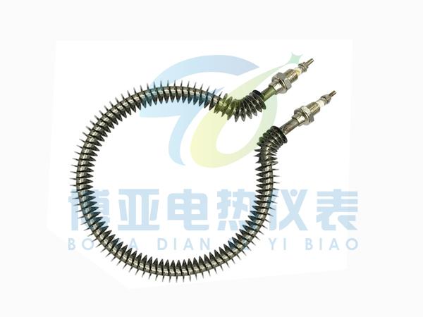 圓形翅片電熱管