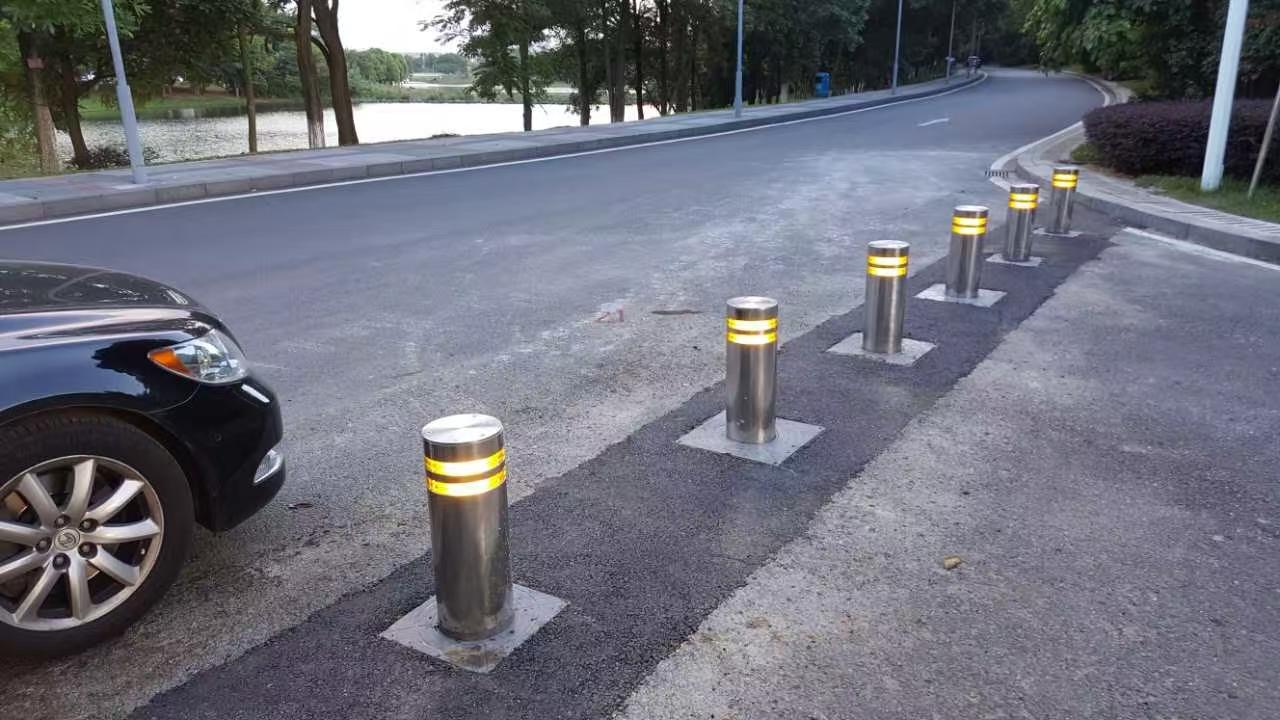 昆明升降柱:自动升降柱的结构和技术特点