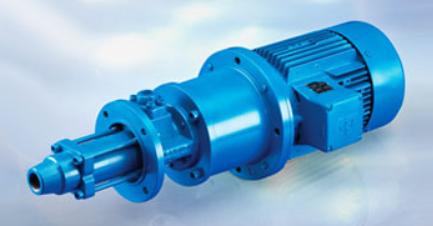 Kral螺杆泵应用:真空滤油机