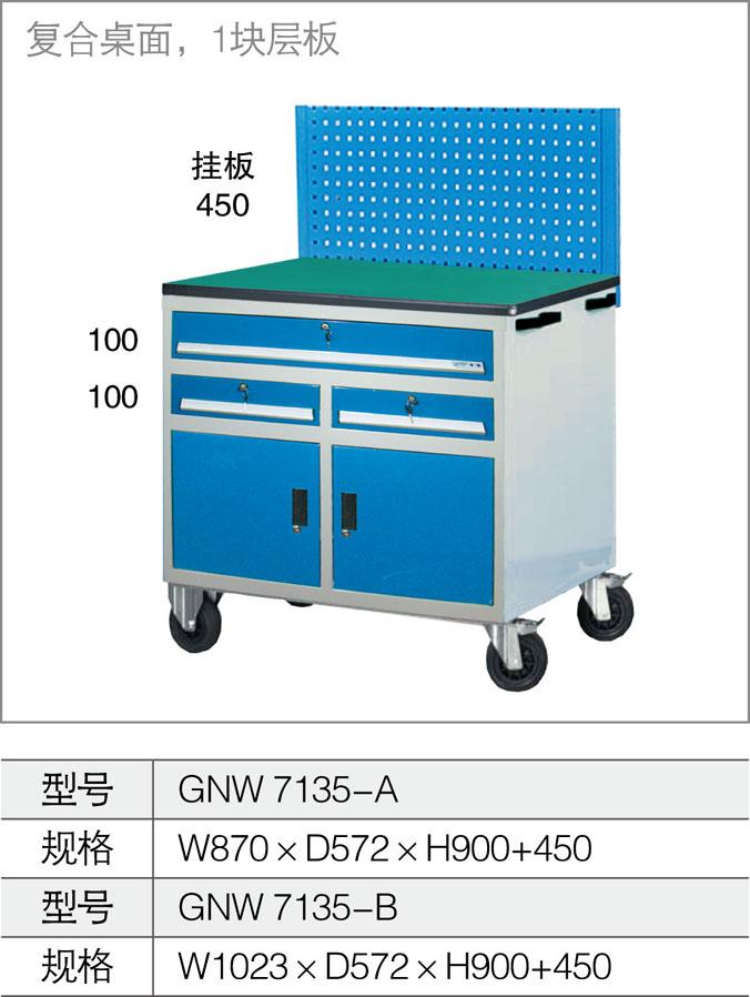 工具車GNW7135