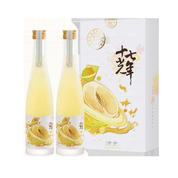 十七光年清型米酒(柚子味)