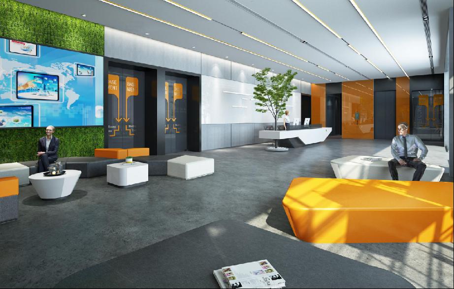 發網供應鏈智園12號樓