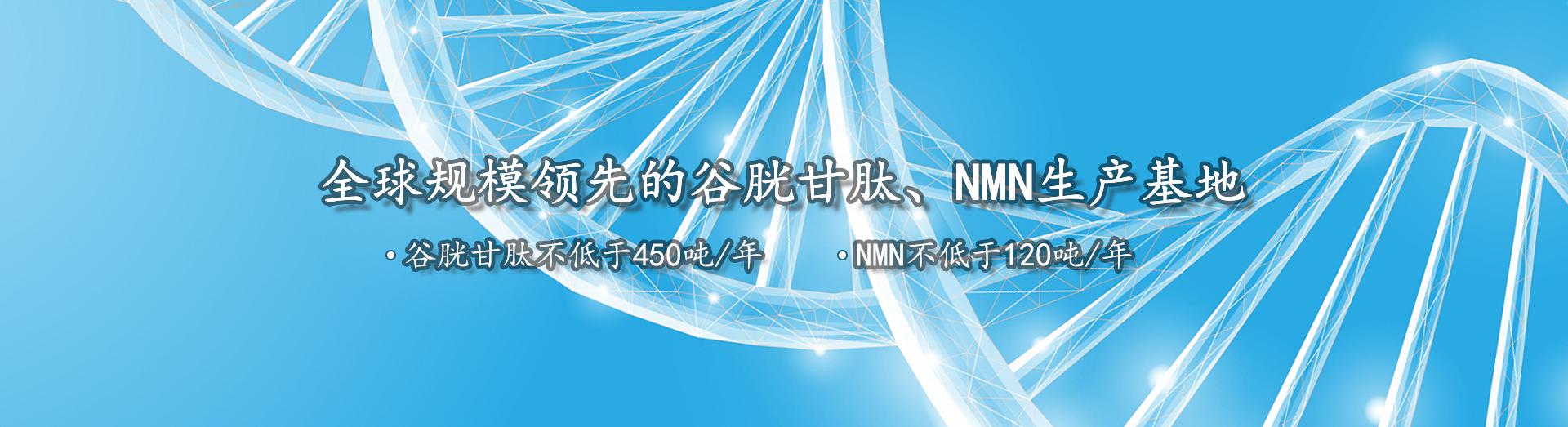 谷胱甘肽nmn生产商