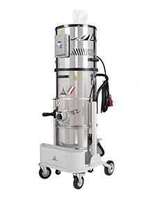 TB ATEX2區易燃瓦斯、氣體專用防爆吸塵器