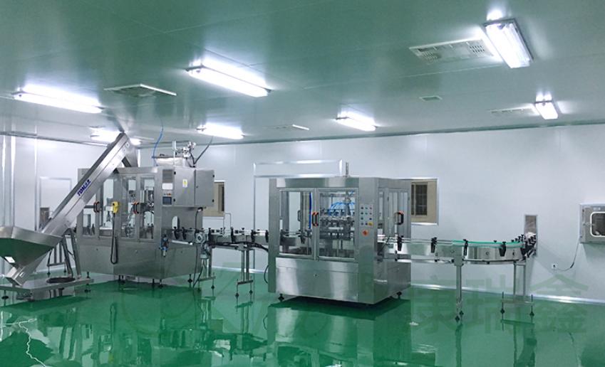 制药厂无菌制剂区的人员和设备管理