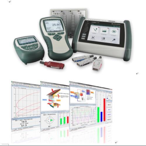 Ahlborn数据采集系统在洗碗机测试的应用