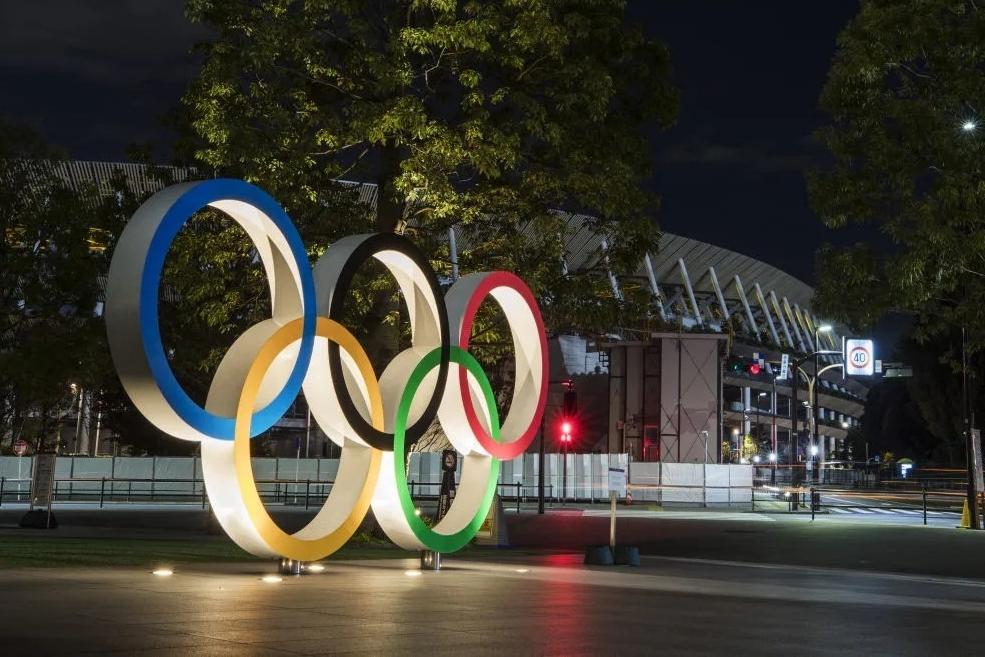 東京奧運賽場的化工新材料