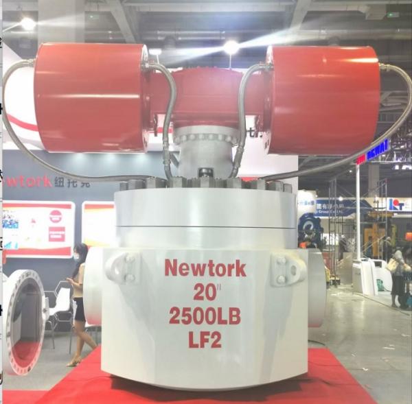 NQ000Y大口径超高压金属硬密封切断球阀