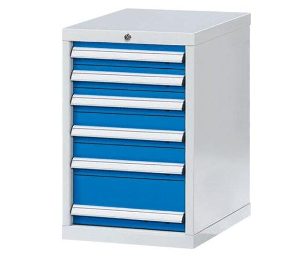 六抽工具柜