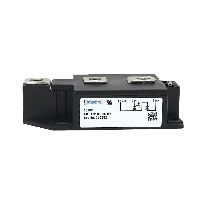 MCD310-16IO1艾赛斯可控硅模块