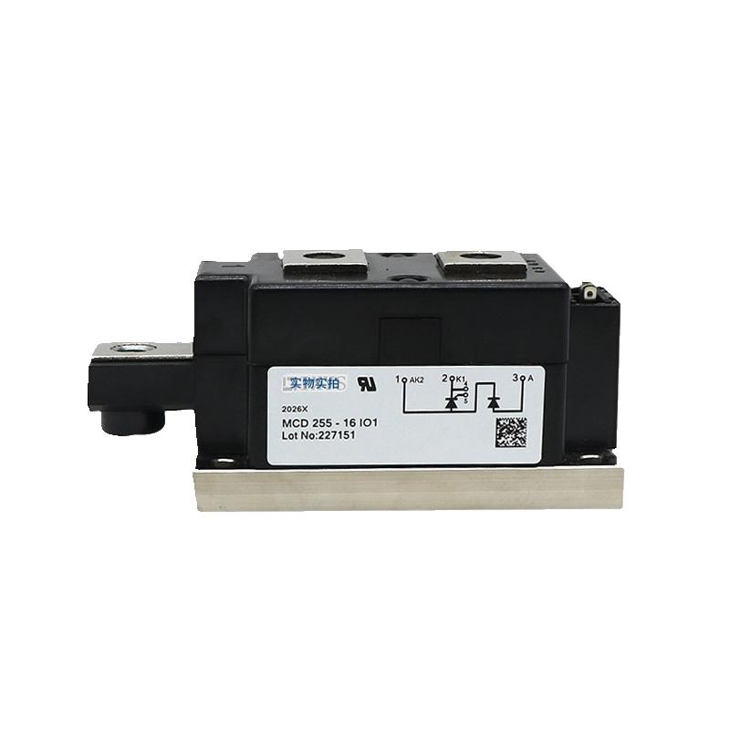 MCD255-16IO1艾赛斯可控硅模块