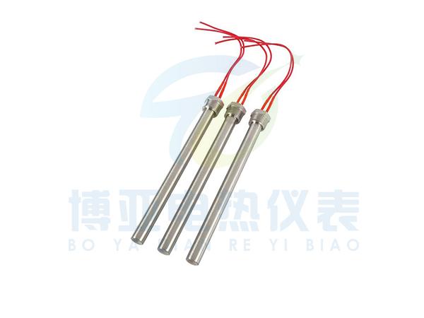 單頭緊固件電熱管