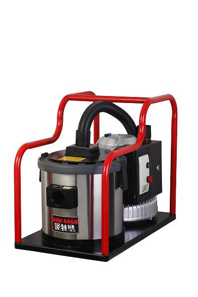 吸特樂GK15升工業柜式干濕兩用吸塵器(智能式)