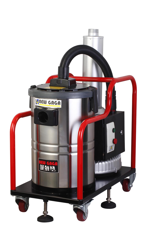 吸特樂GK系列30升工業固定式干濕兩用吸塵器