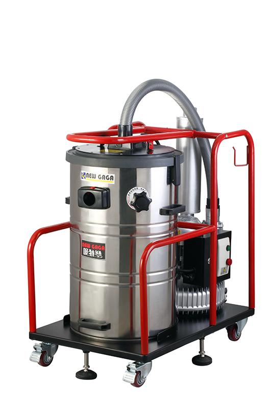 吸特樂GK系列78升工業吸塵吸水機(智能式)