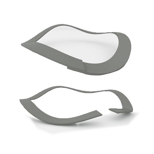 ROTORCLIP MST公制单层波形弹簧