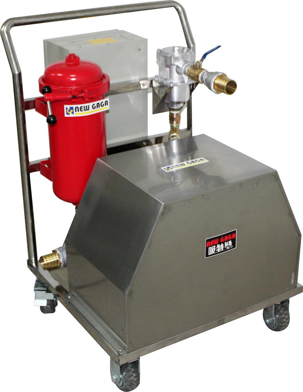 吸特樂GK-1550 OIL 工業濾油機
