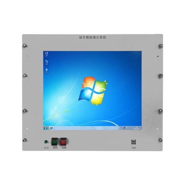 STZJ-IWS91703-9U显控计算机