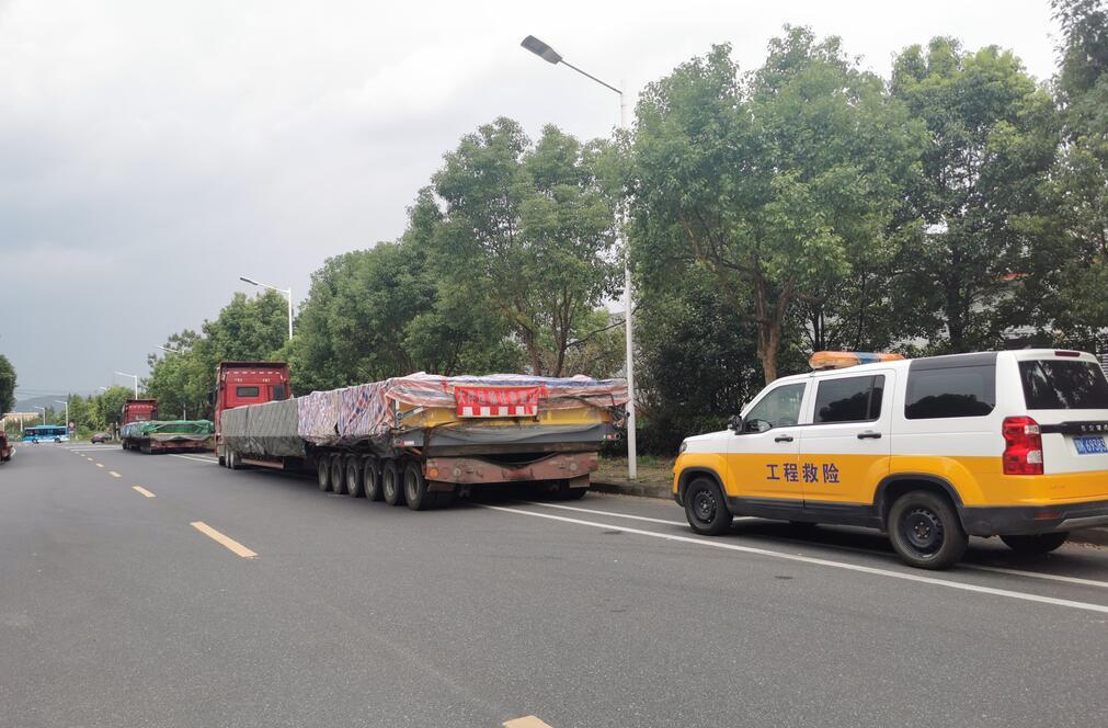 机械设备,楚基车队运输