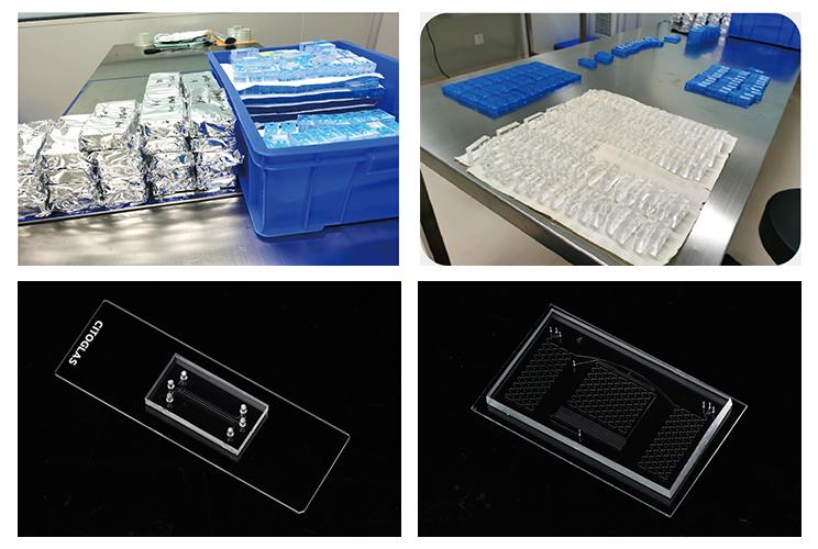 PDMS芯片量产