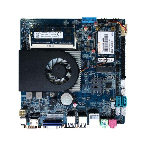 ECB-Q96C6L1-ITX主板