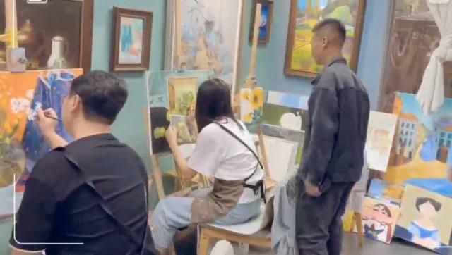 美術課程小班教學,課程