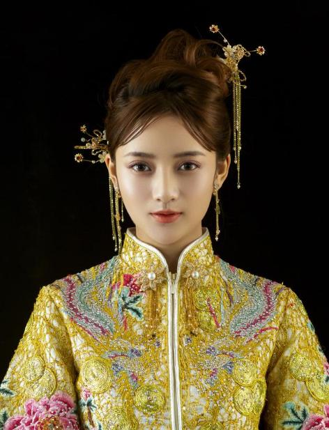 张掖学校新娘化妆造型有哪些风格?