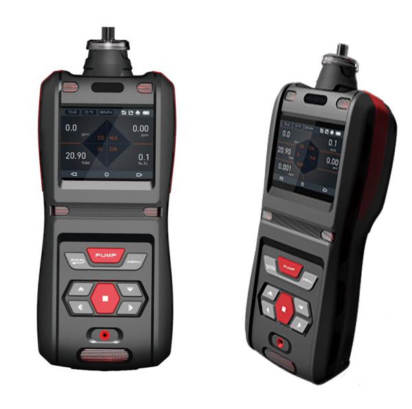 GWE5B - 便携式五合一气体检测仪(泵吸式)