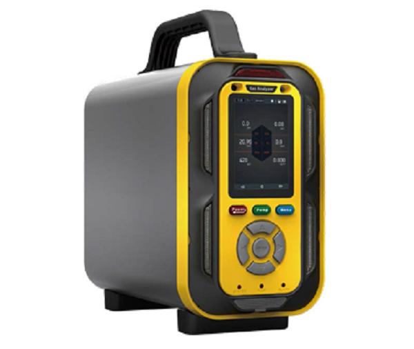GWE6P - 手提式六合一气体检测仪(泵吸式)