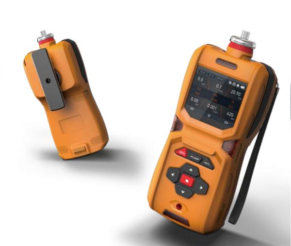 GWE6B - 便携式六合一气体检测仪(泵吸式)