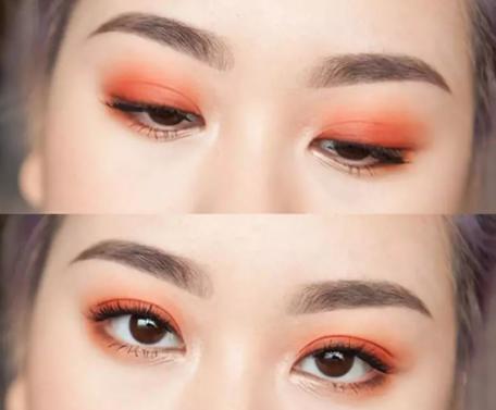 兰州城关区化妆学校之如何化妆能让眼妆显得干净?
