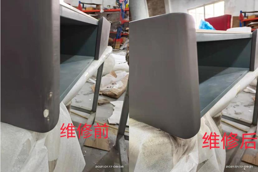 家具培訓告訴你家具油漆的修補方法
