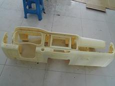 手板cnc模型