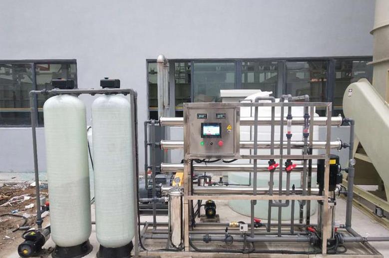 绿禾盛分享:电子超纯水设备技术简介