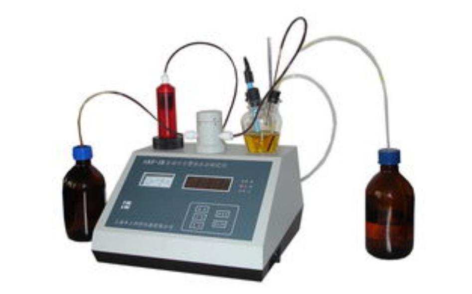 卡尔费休水份测定仪的应用和标定
